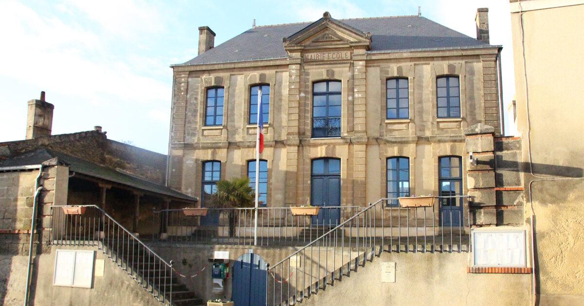 Mairie déléguée Concourson-sur-Layon