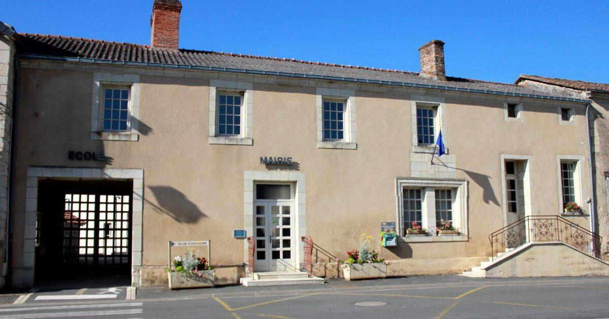 Mairie déléguée Verchers-sur-Layon