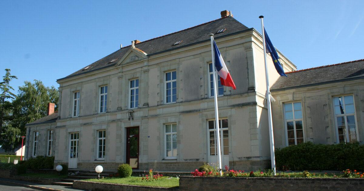 Mairie déléguée Saint Georges-sur-Layon